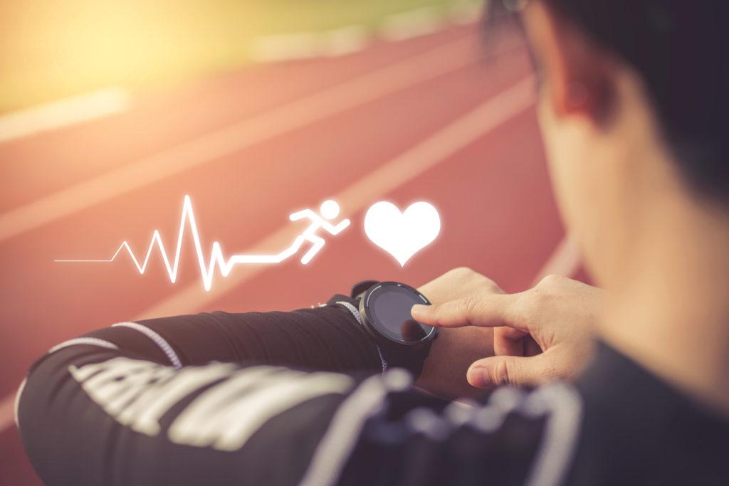Trainingspuls berechnen, um optimal zu trainieren