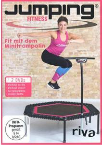Ausdauertraining zu Hause mit der DVD Jumping Fitness - Fit mit dem Minitrampolin