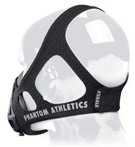 Phantom Athletics Trainingsmaske, um Kondition und Ausdauer zu verbessern